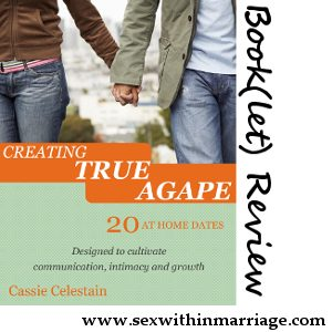 True Agape Booklet Review 20 At Home Dates