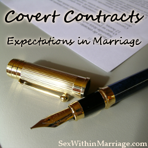 sexual expectations in marriage