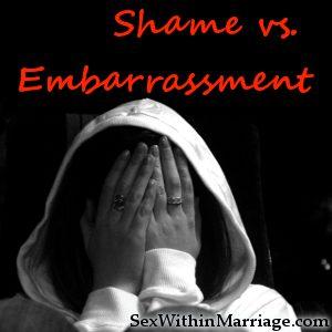 ShameVSEmbarrassment
