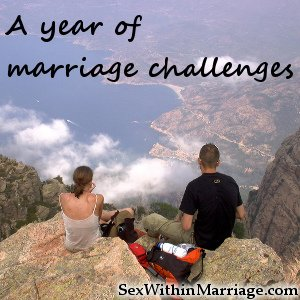 A year of marriage challenges