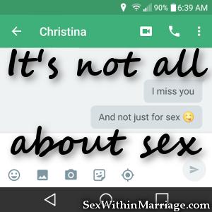 Not Me Sex