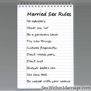 The relationship is more important than the rules