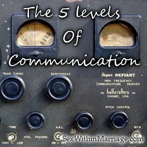 The 5 Levels Of Communication