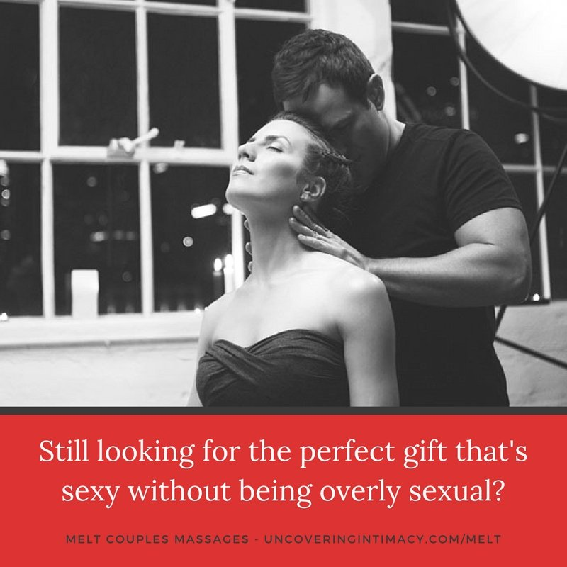 Still looking for the perfect gift that's sexy without being overly sexual-
