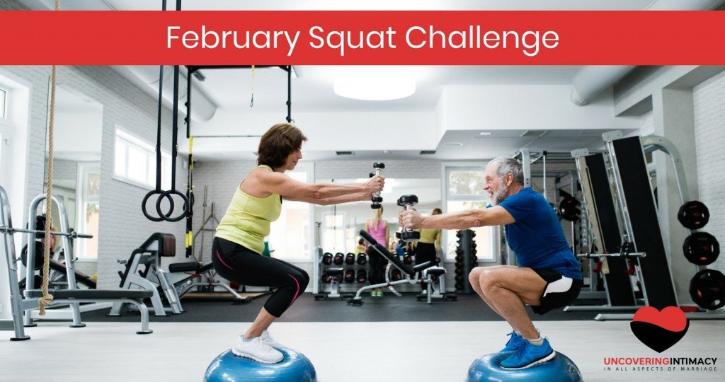 February Squat Challenge